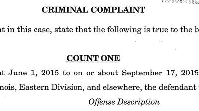 Complaint vs. Chicago cop William Whitley (Graphic language warning)