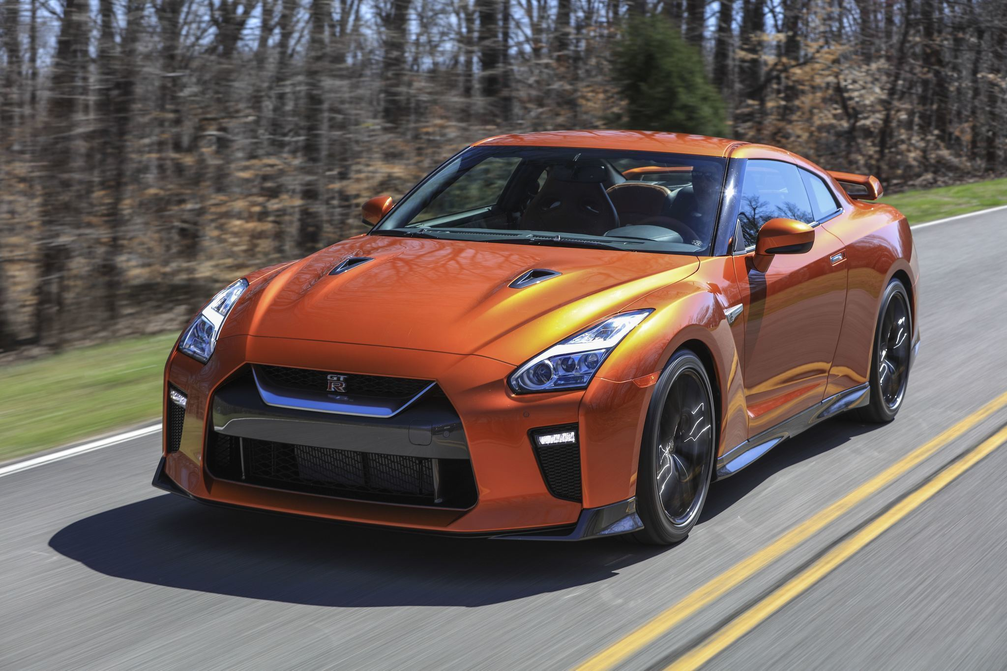 The 2017 nissan gt r premium is an even bigger and badder beast la times