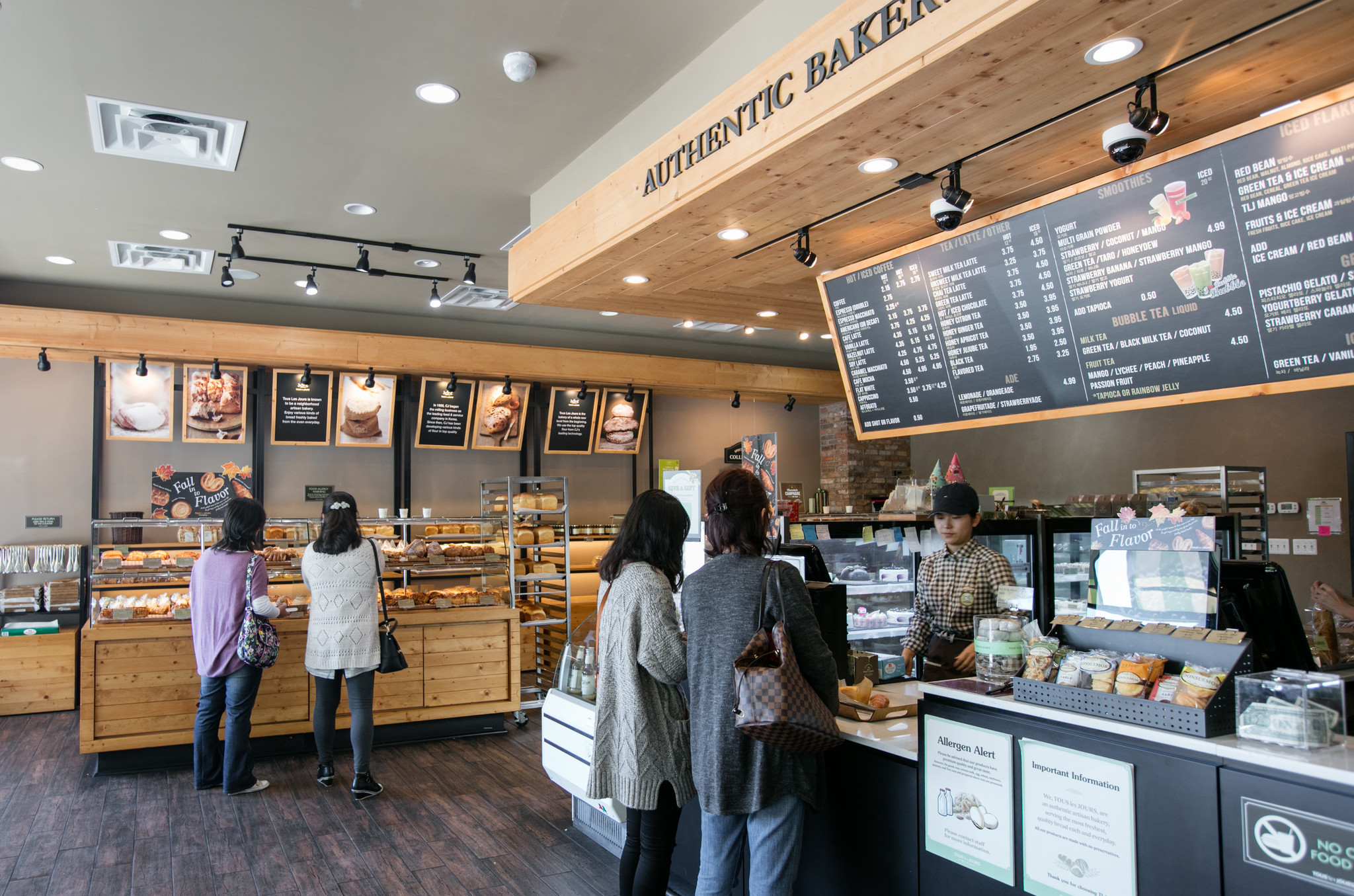 Guide To Route 40 S Korean Cafes Howard County Times