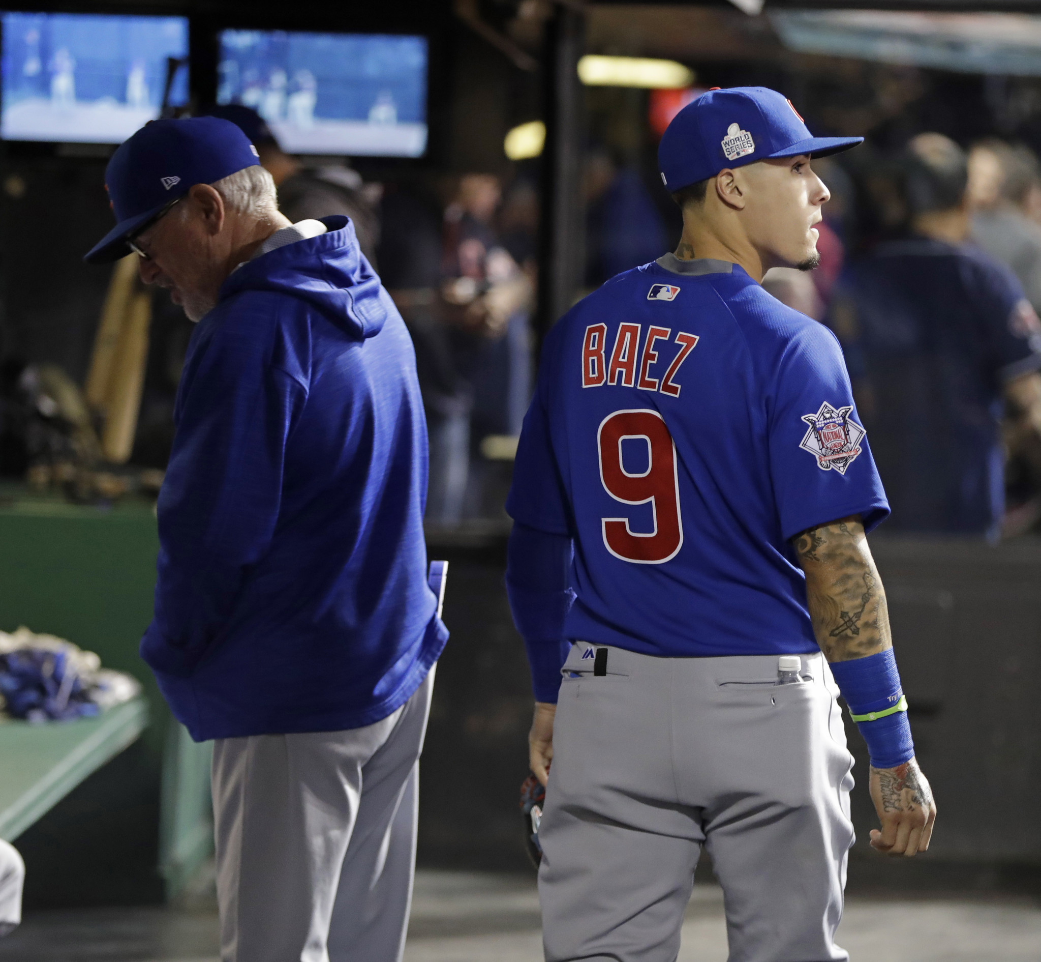 Chicago Cubs win World Series championship with 8-7 victory over Cleveland Indians