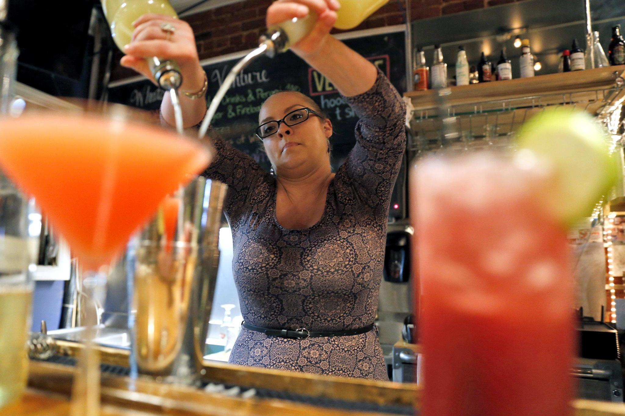 Store liquor sales up in hampton roads as cocktail for Craft shows in hampton roads