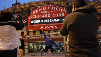 IT HAPPENED: Cubs win their first World Series in 108 years