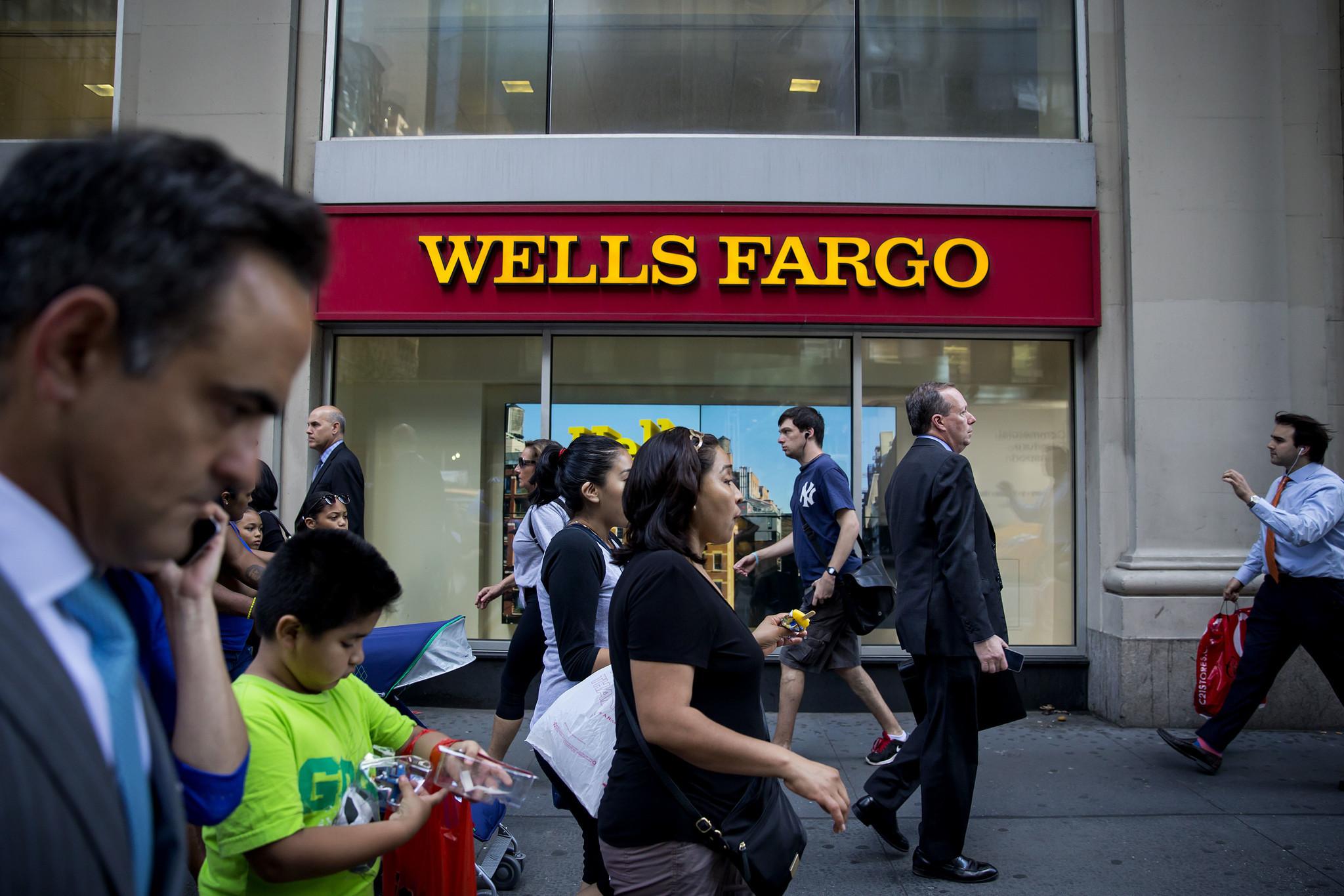 Sec joins list of agencies probing beleaguered wells fargo for Wells fargo reo