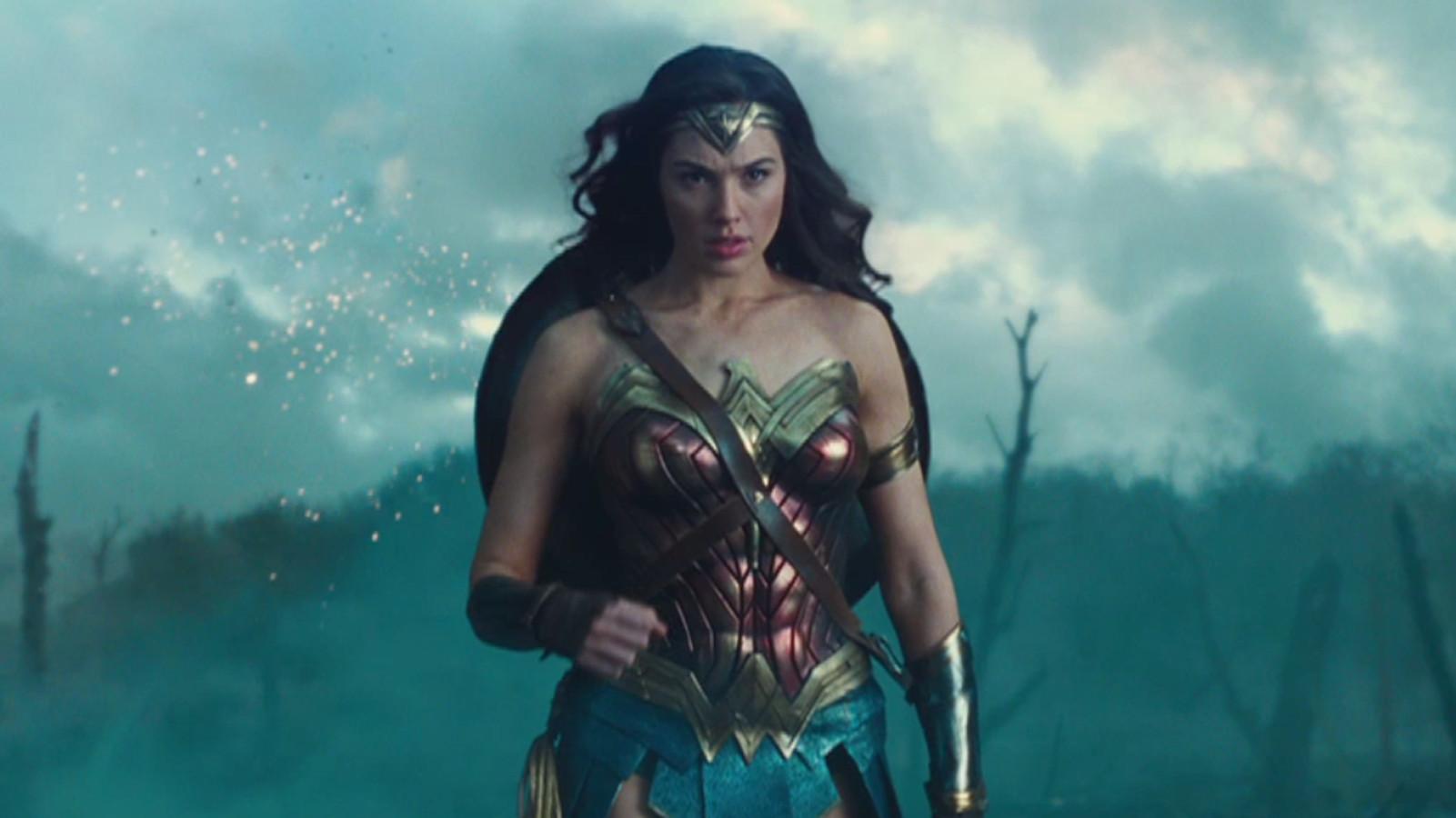 Wonder Woman Trailer La Times