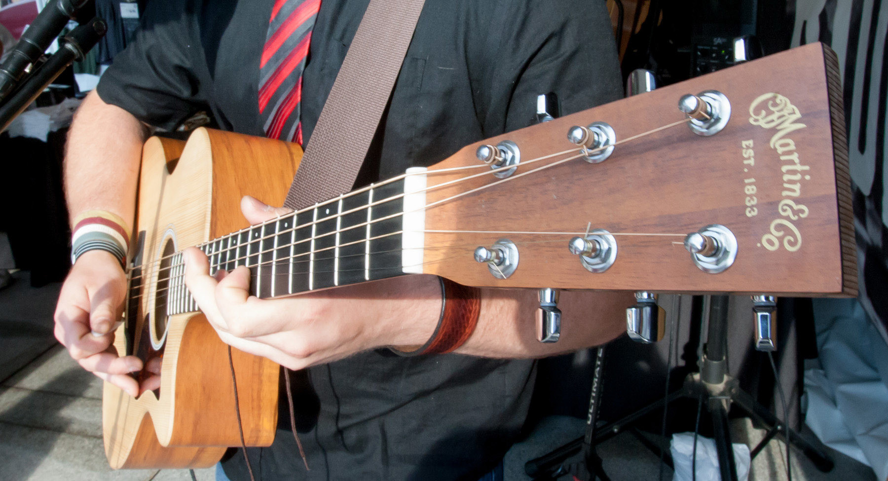 Martin Guitar Strikes Chord In Victory Against Chinese