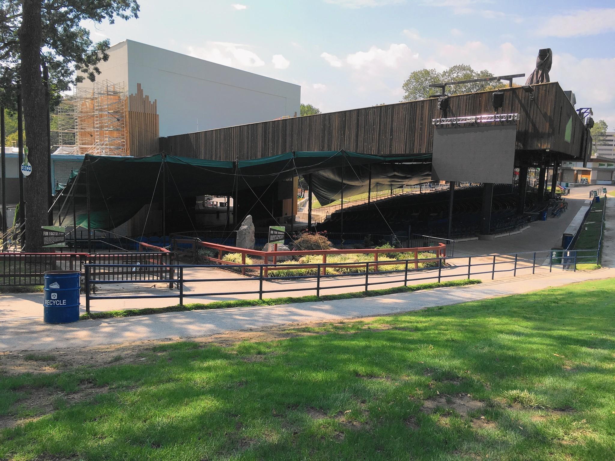 Nonprofit To Take Charge Of Merriweather Post Pavilion