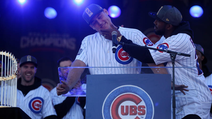 Chicago Cubs Cubs World Series Victory Tour
