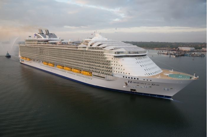 4 new ships arriving in S. Florida, including world's largest: Harmony of the Seas - Sun Sentinel