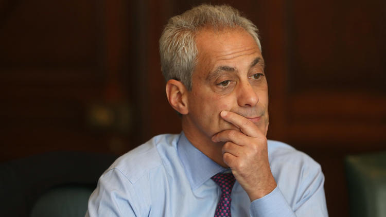 'Rahmemail': Wikileaks shows Emanuel's use of personal domain – Chicago Tribune