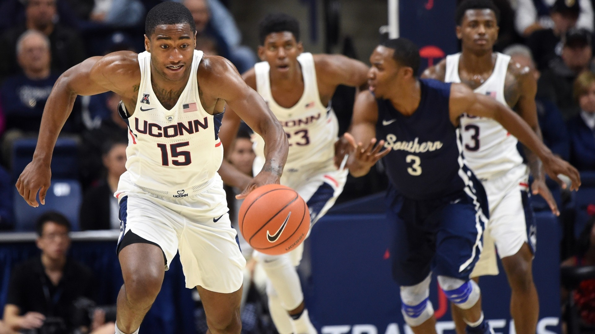 UConn Men: Looking Back At Win Over Southern Conn ...
