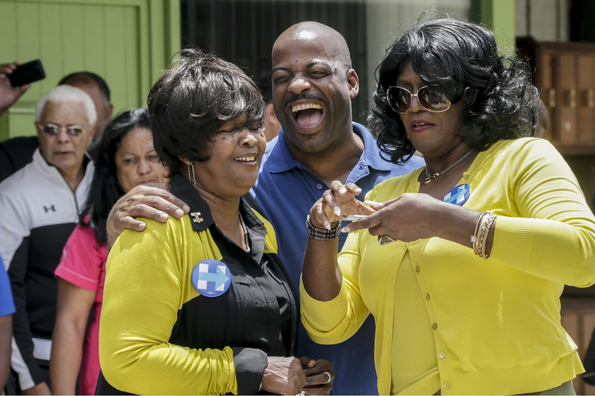 Race takes center stage as heated L.A. County congressional campaign approaches finish line