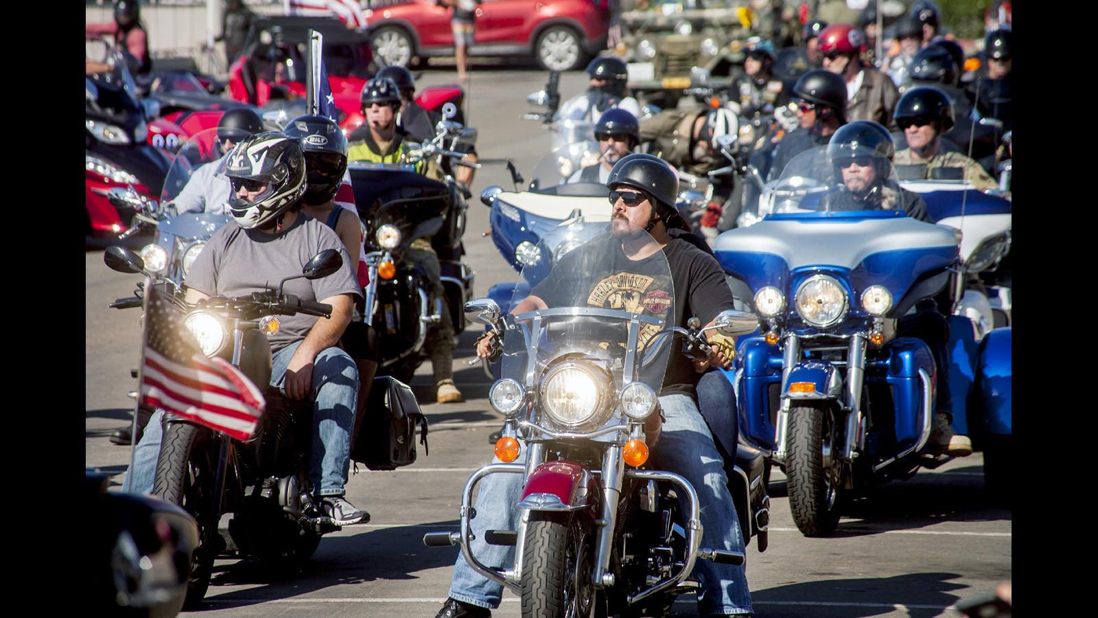 Huntington Beach News Veterans Honor Ride