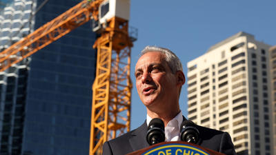 Emanuel on use of personal emails: I'll give my answer in court