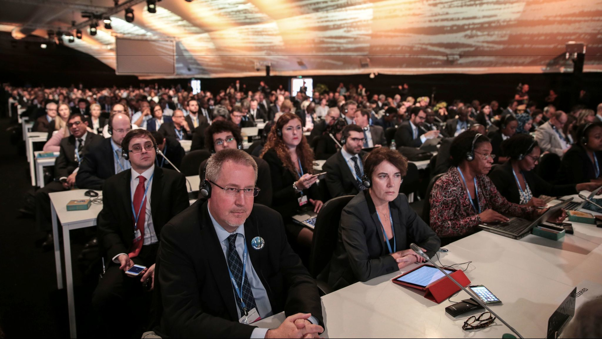 The Paris climate deal just became law. Now countries must ...