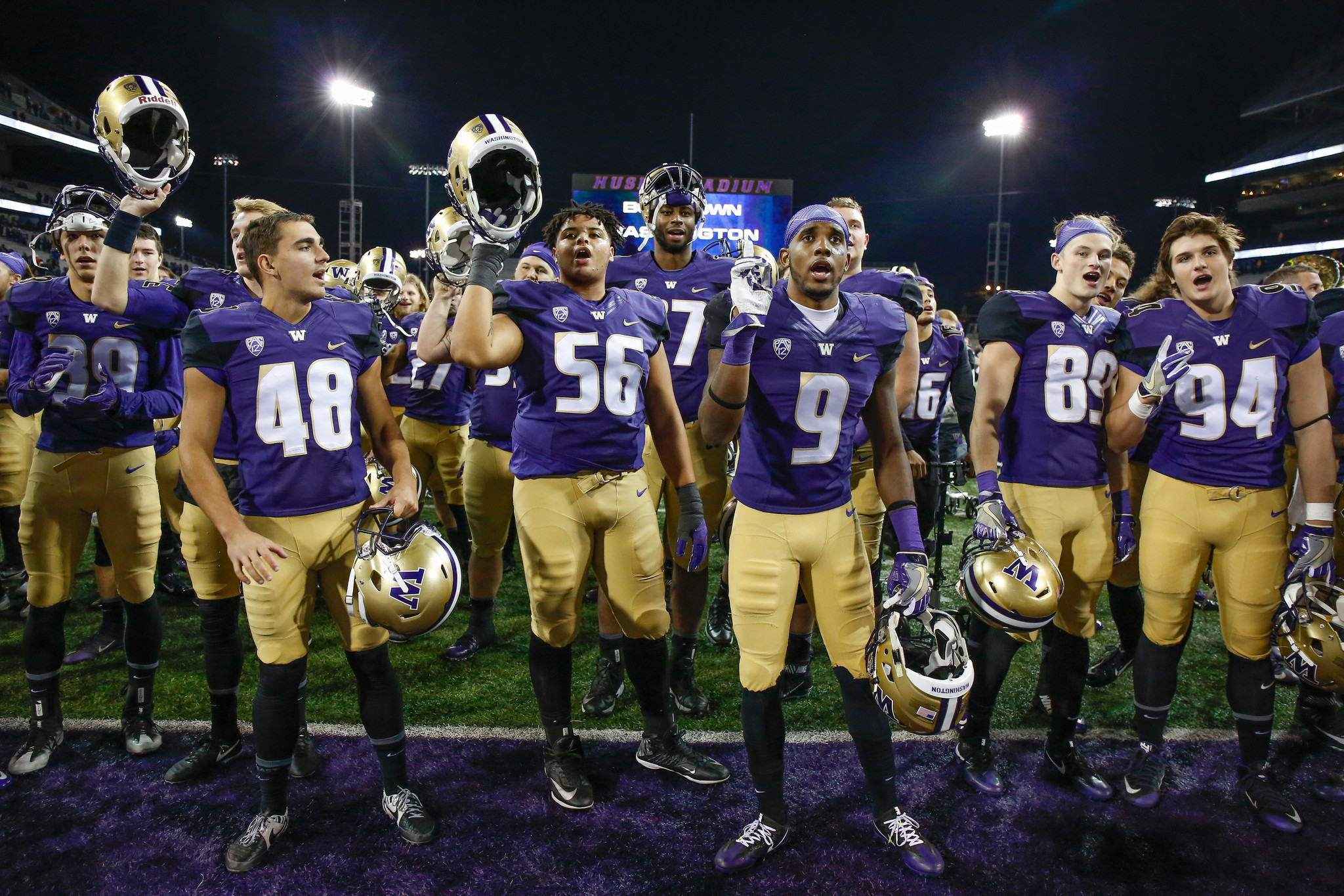 college standings football mcaa football
