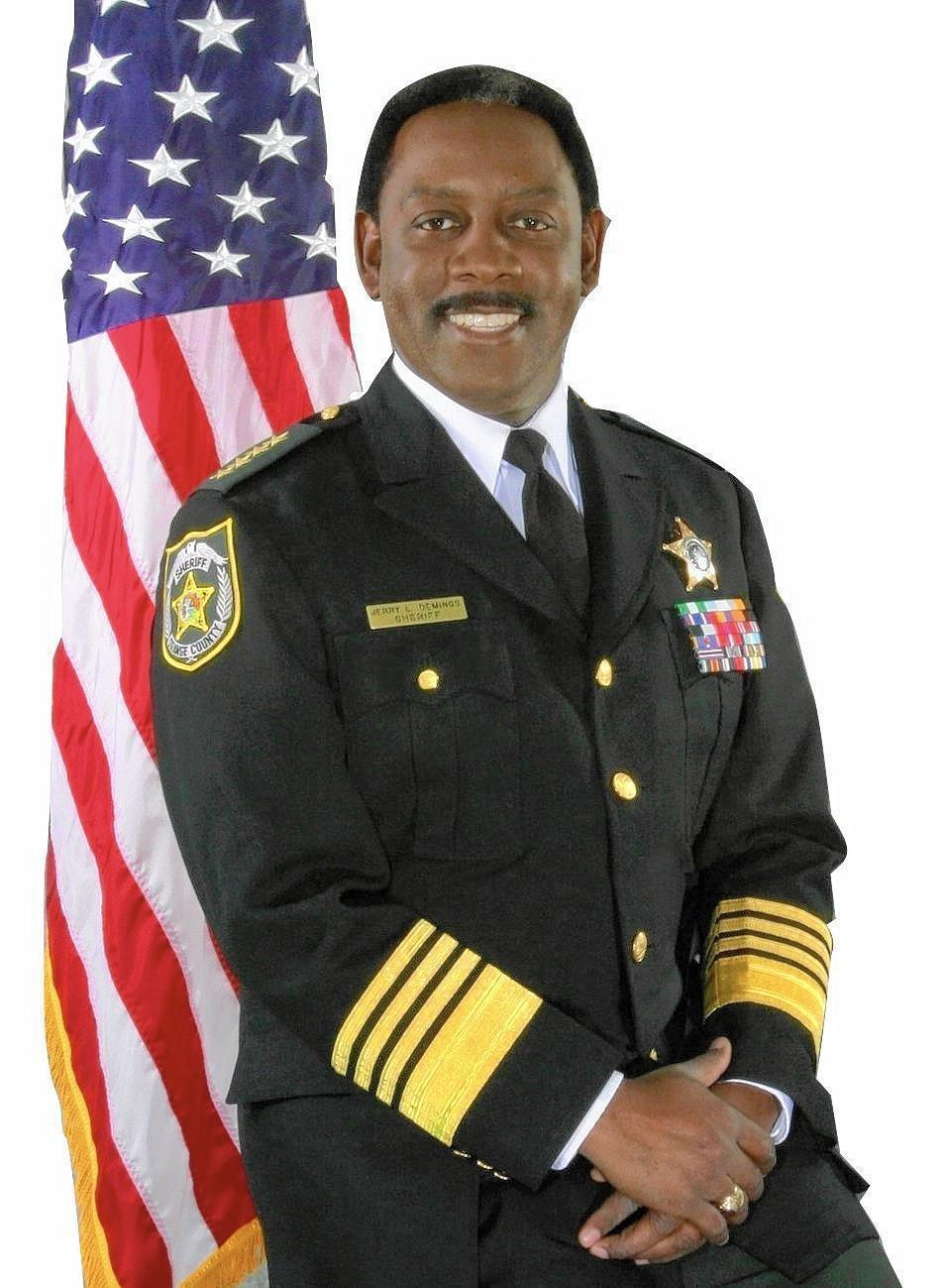 Orange County Sheriff's race: Incumbent Demings defeats ...