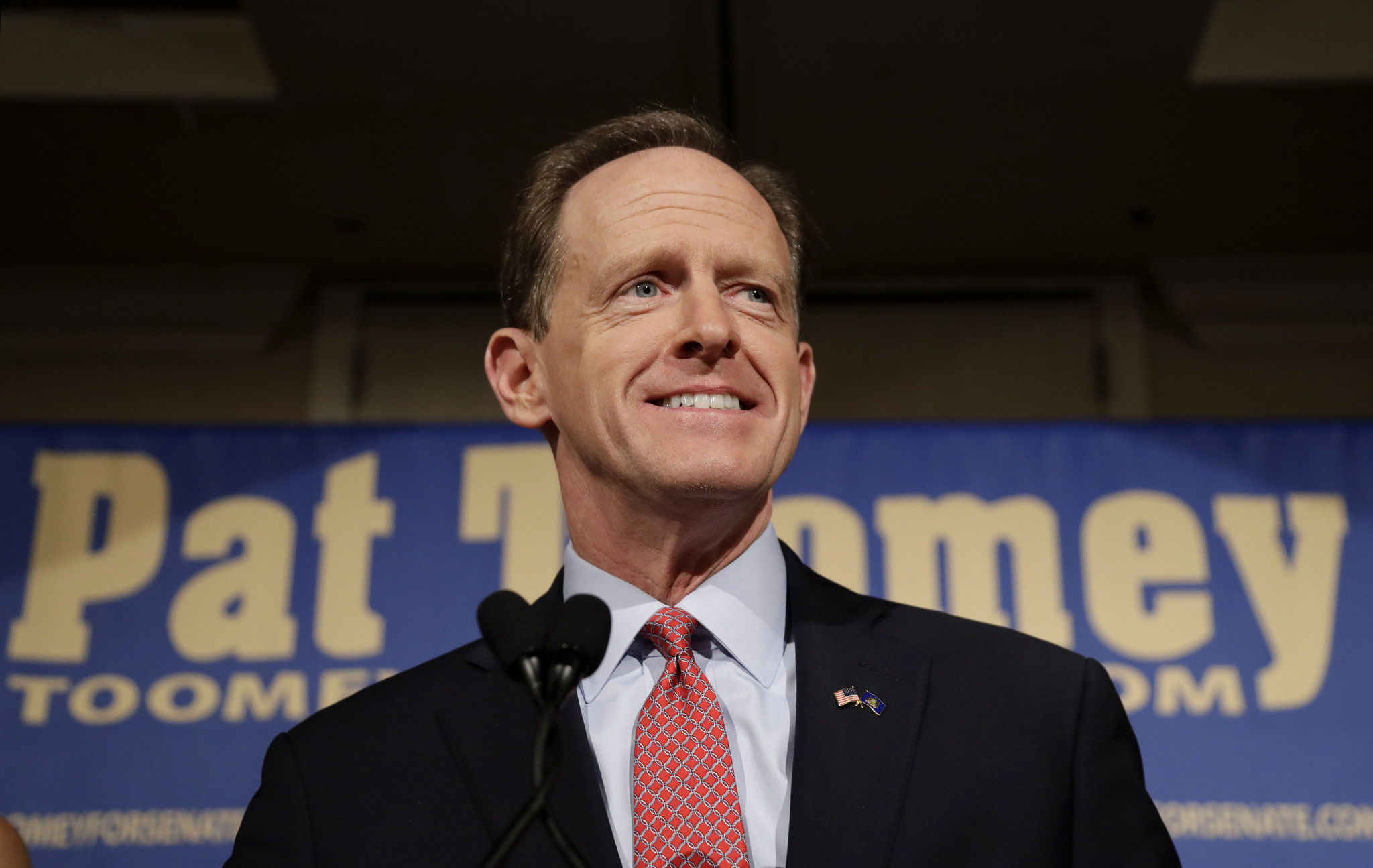 Pat Toomey wins re-election to Senate, helps GOP retain ...