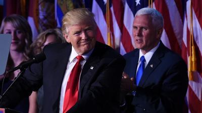 Donald Trump's revolution: Voters rebuke America's political establishment