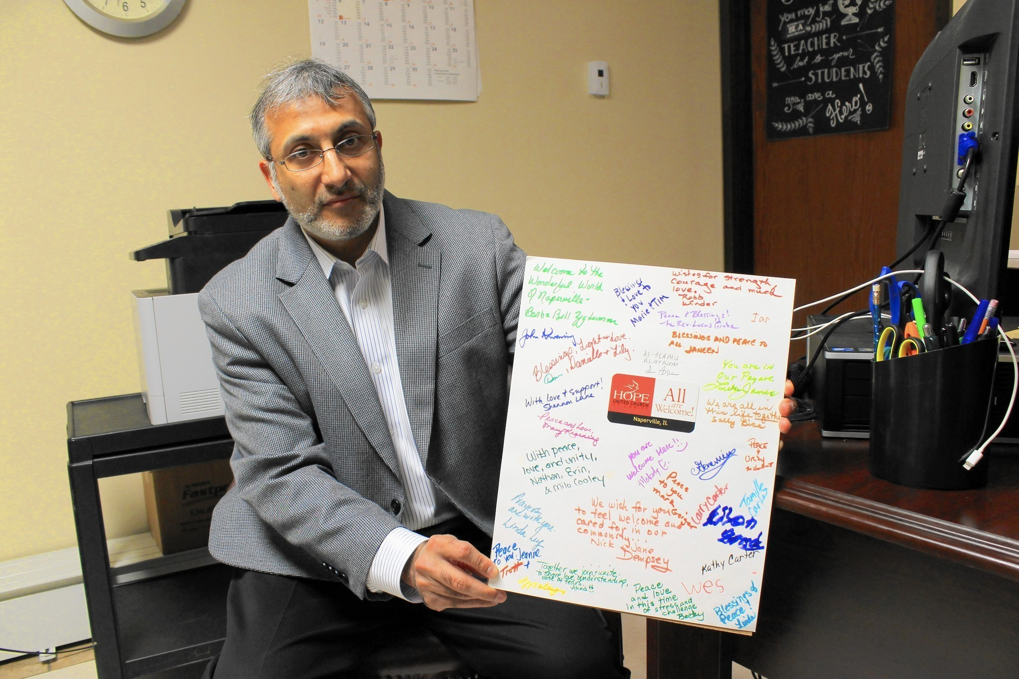 naperville muslim Helping residents build a better community you can find a collection of city information relevant to everyone in naperville, from new residents to long-time community members.