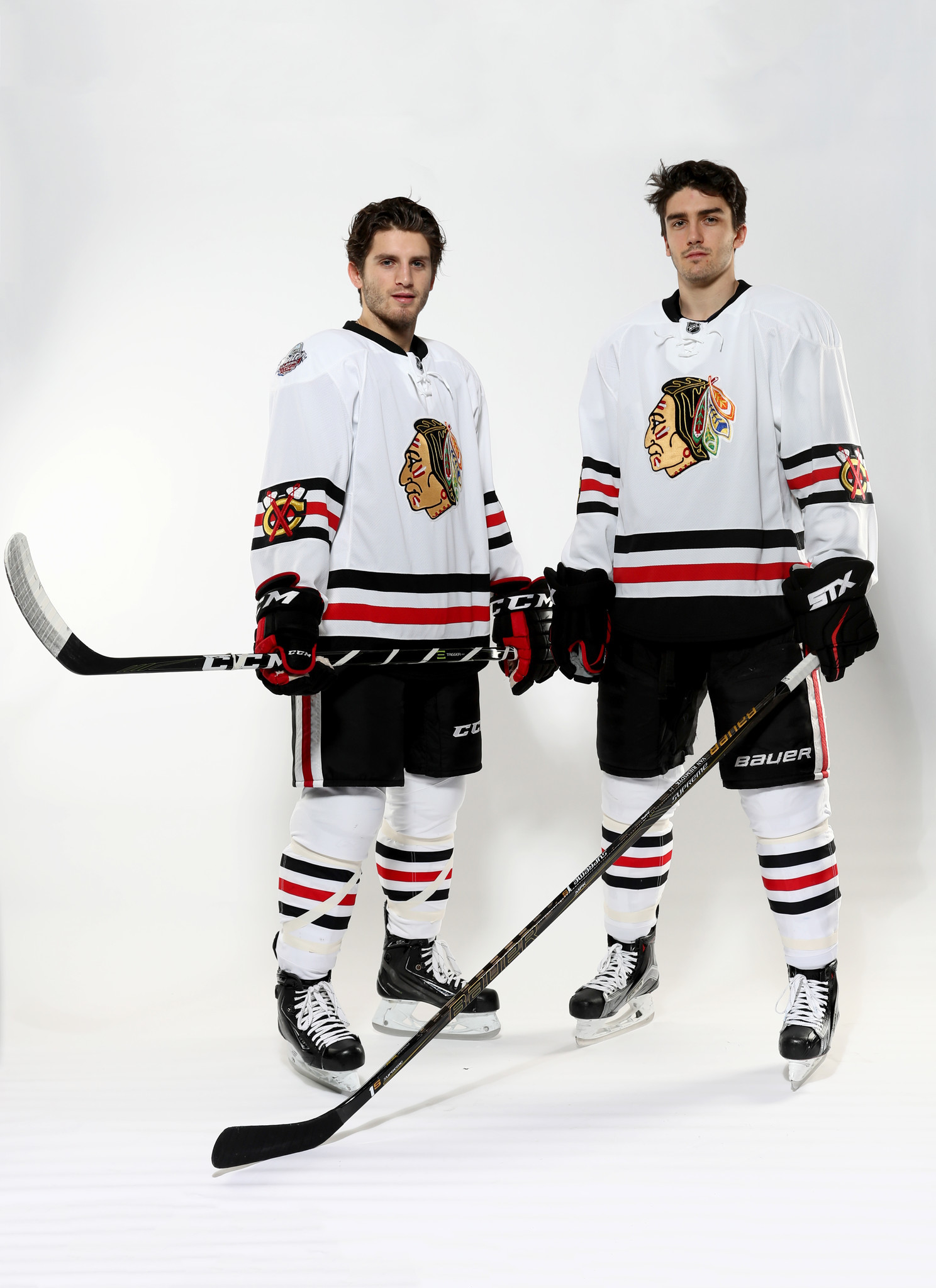 8eae508b31c Blackhawks unveil Winter Classic uniforms - Chicago Tribune