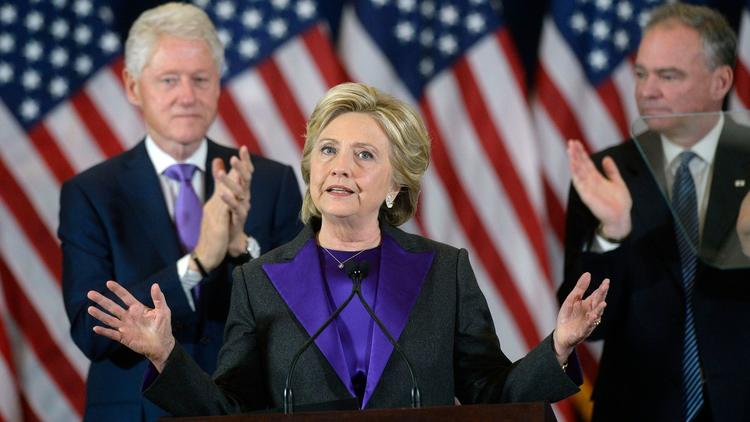 I Was 'Dumbfounded' By Comey's Intervention — Clinton
