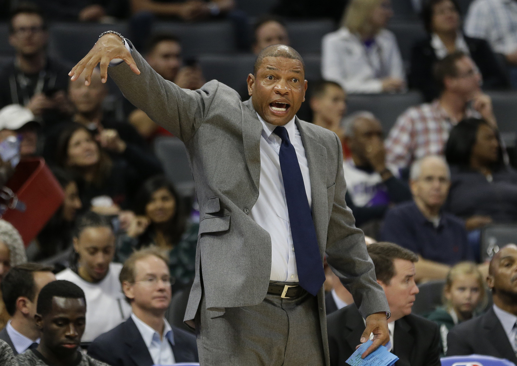 Doc Rivers on Donald Trump s election victory Don t mad go