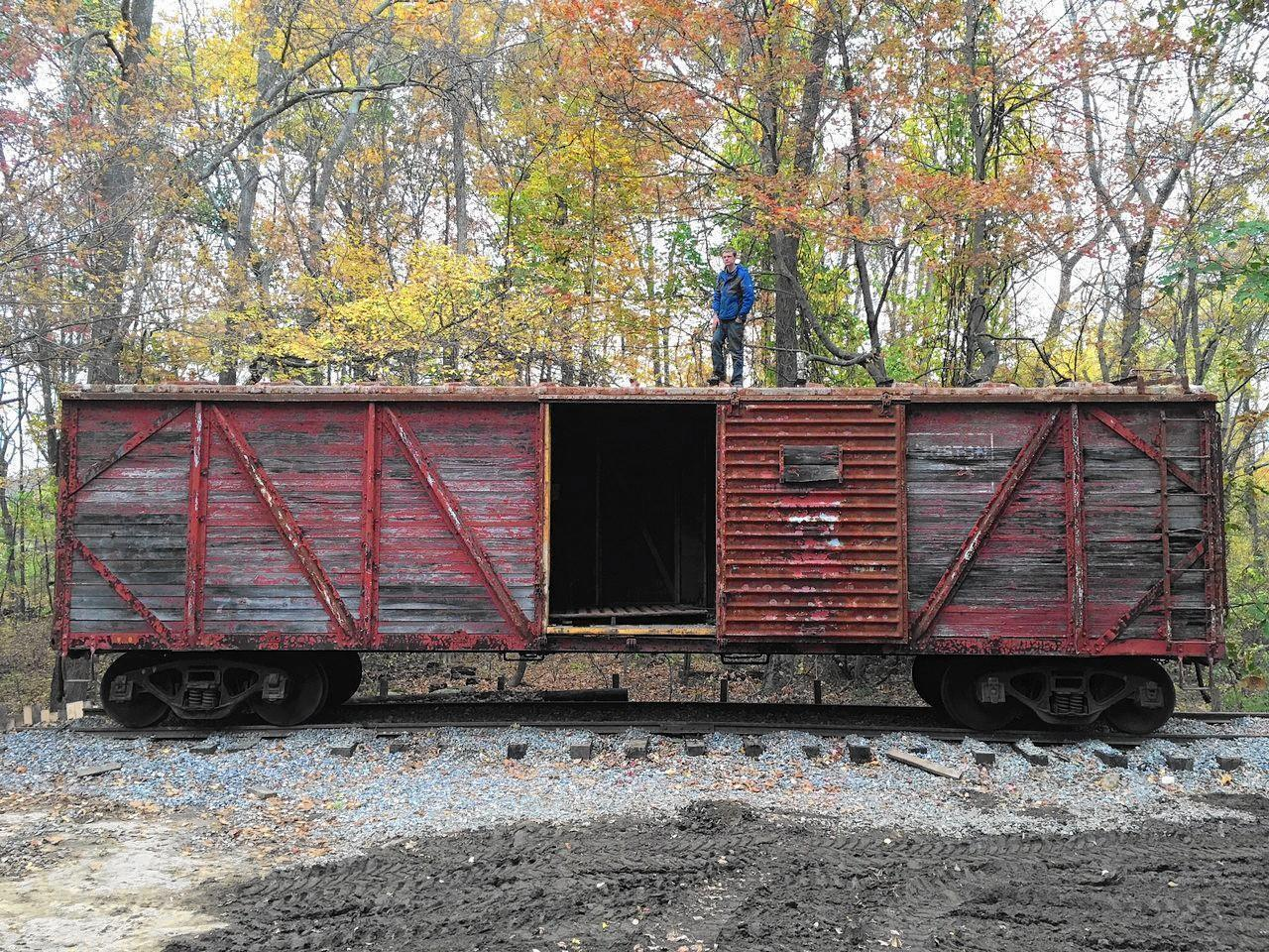 boxcar can stay in teen u0027s yard despite neighbors u0027 complaint