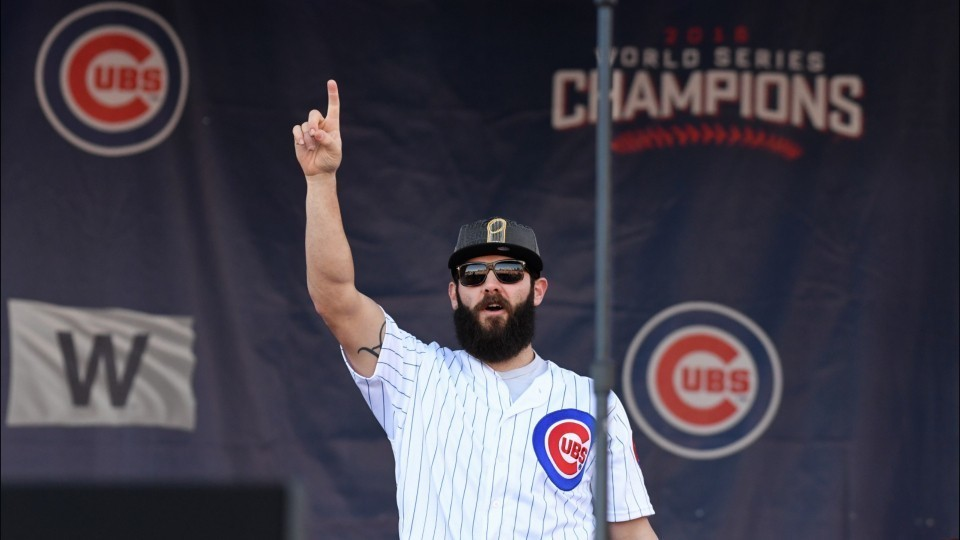 Political posts from athletes hartford courant for Jake arrieta tattoo