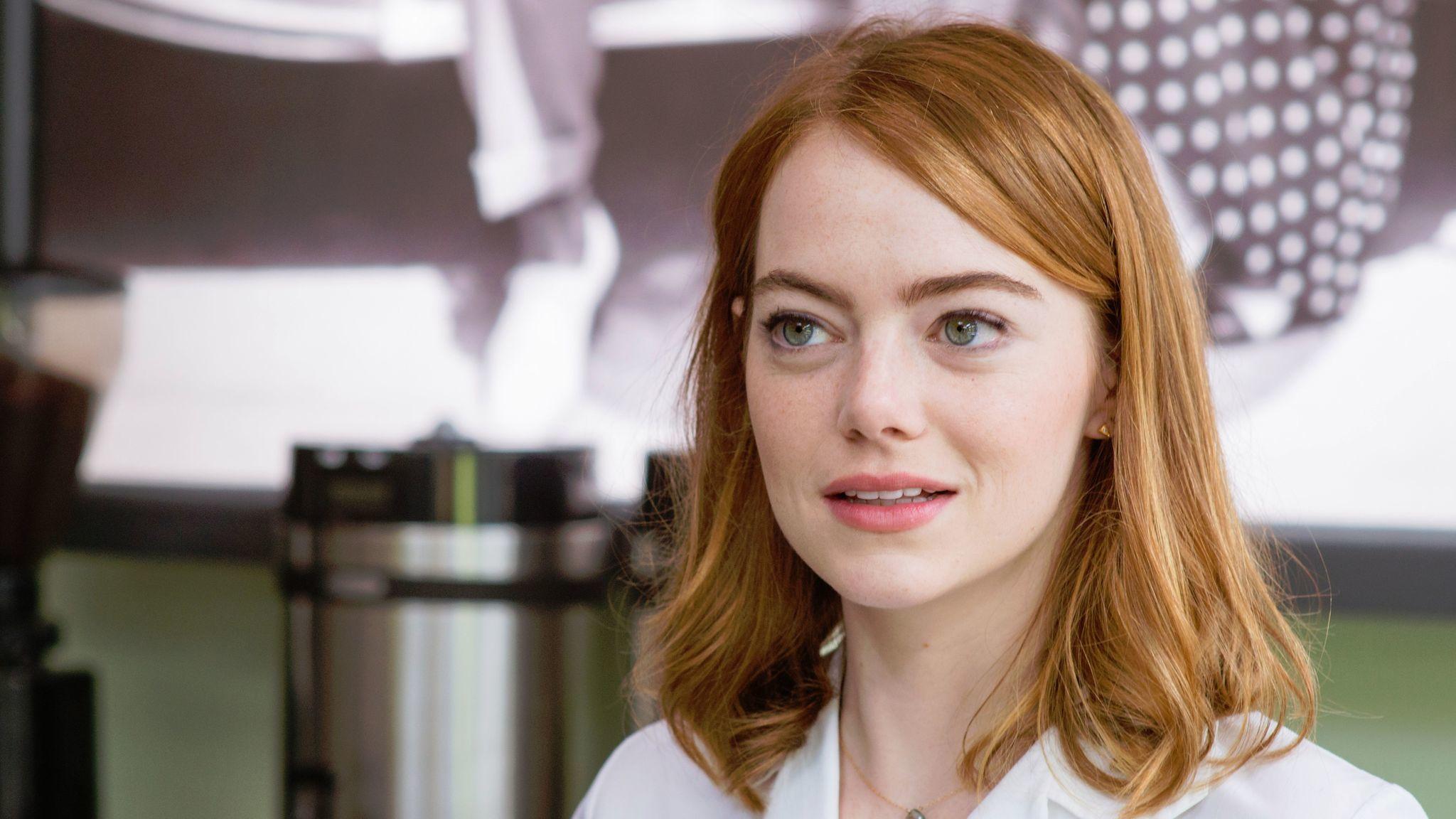 """Emma Stone in """"La La Land."""""""