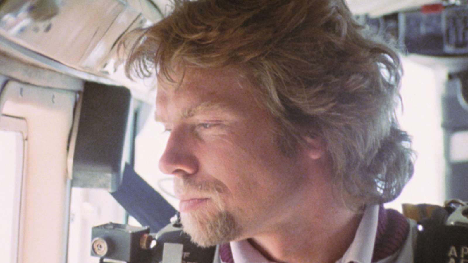 Mogul Richard Branson's adventures chronicled in amusing documentary 'Don't Look Down'