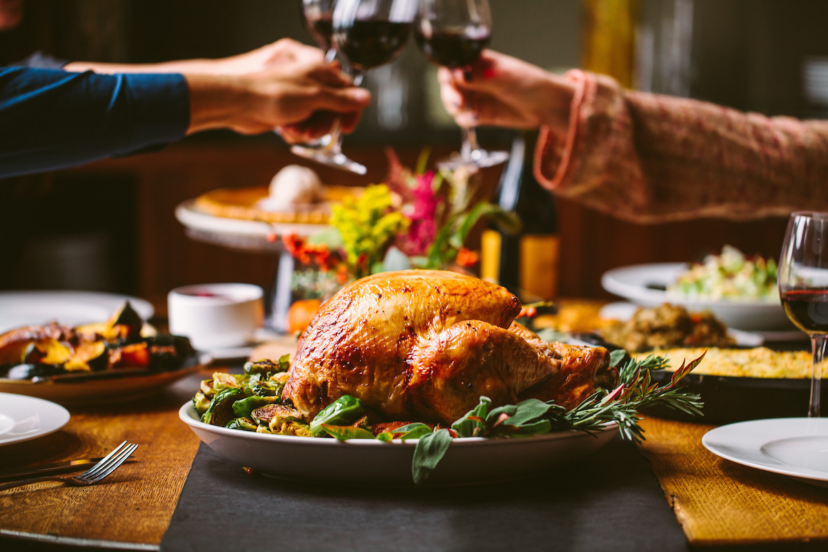 20 Chicago Restaurants Open On Thanksgiving For Dinner Or Takeout