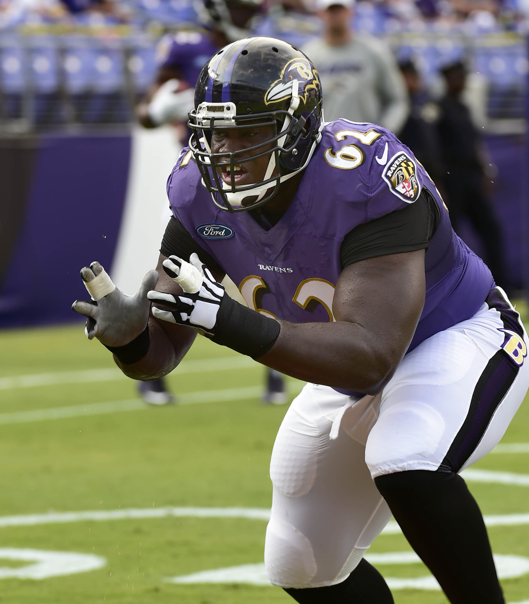 Update] Vladimir Ducasse expected to start at right guard for