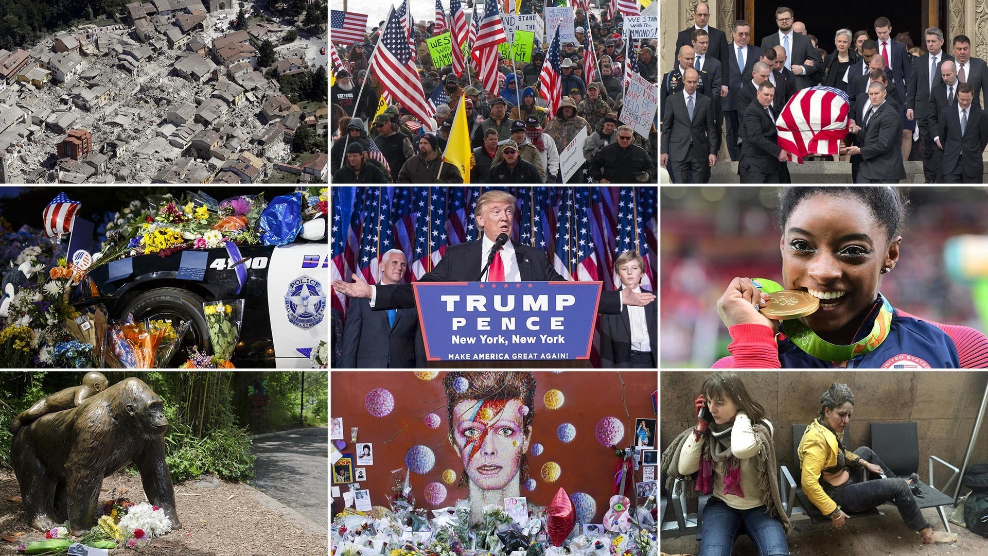 Year in review: Top stories of 2016