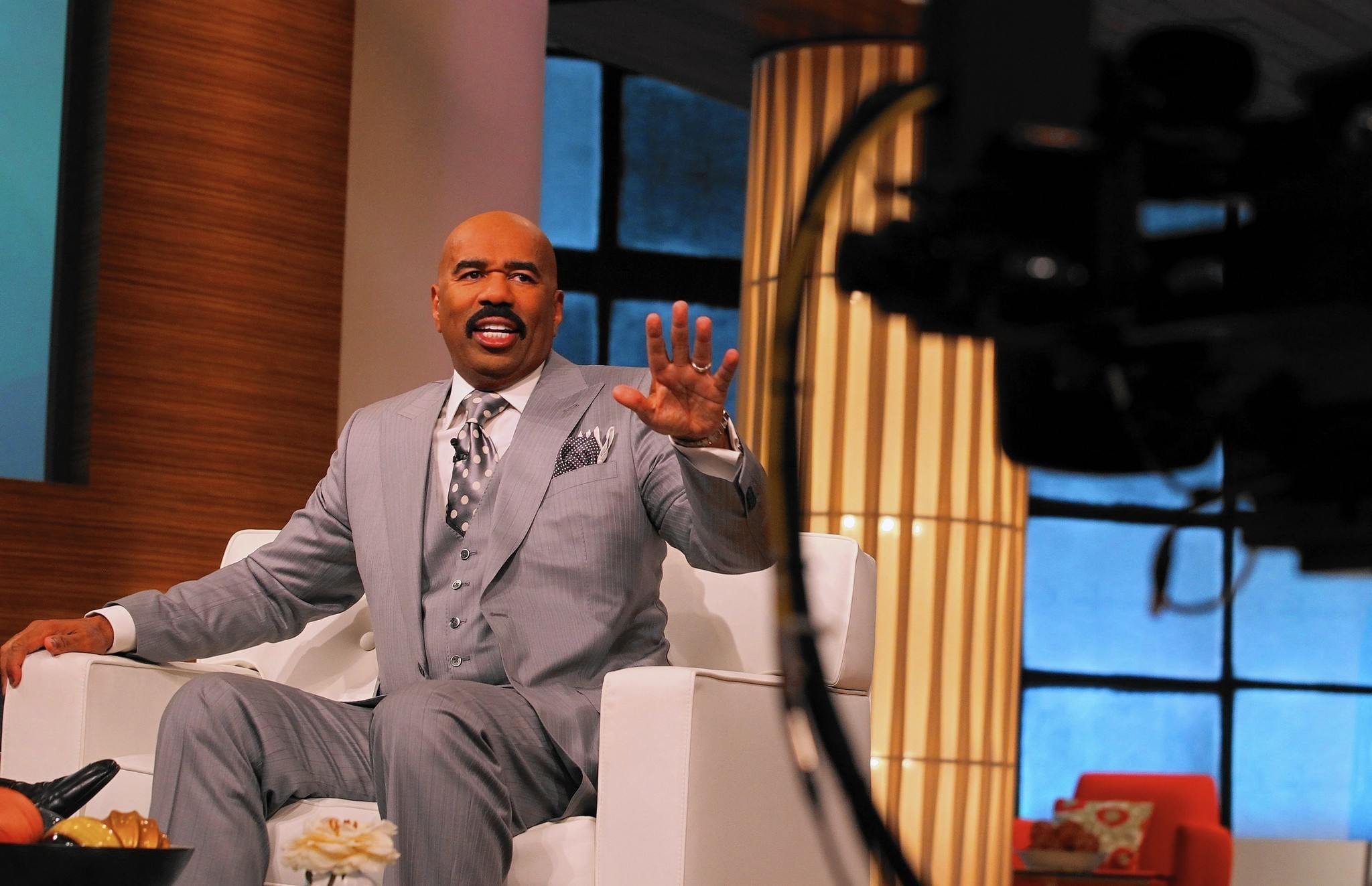 Steve Harvey Chicago Dating Show 2018