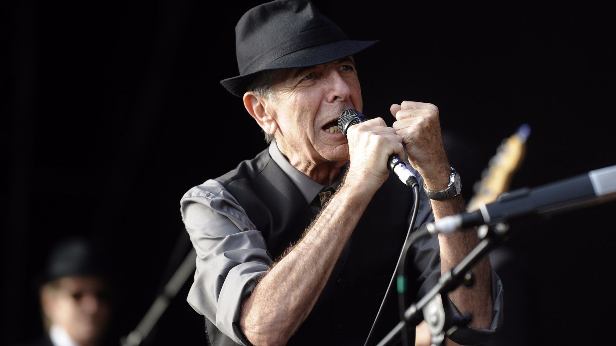 What did Leonard Cohen really mean when he sang ... Hallelujah