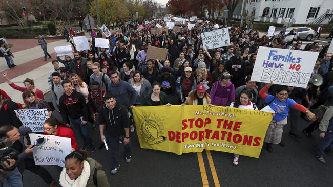 Image result for anti-trump protests