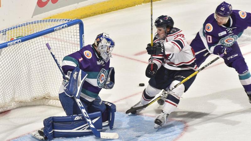 ECHL: Solar Bears Endure 3-2 Loss To Stingrays