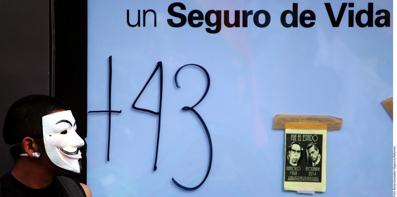 Comisionados de los Derechos Humanos llegan a Ayotzinapa