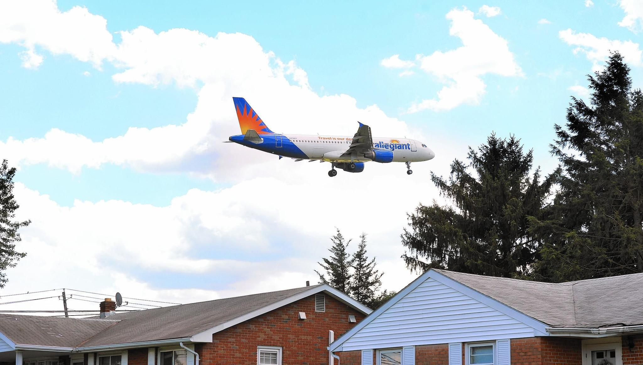 Residents Near Lehigh Valley Airport May Be Hit With Tax