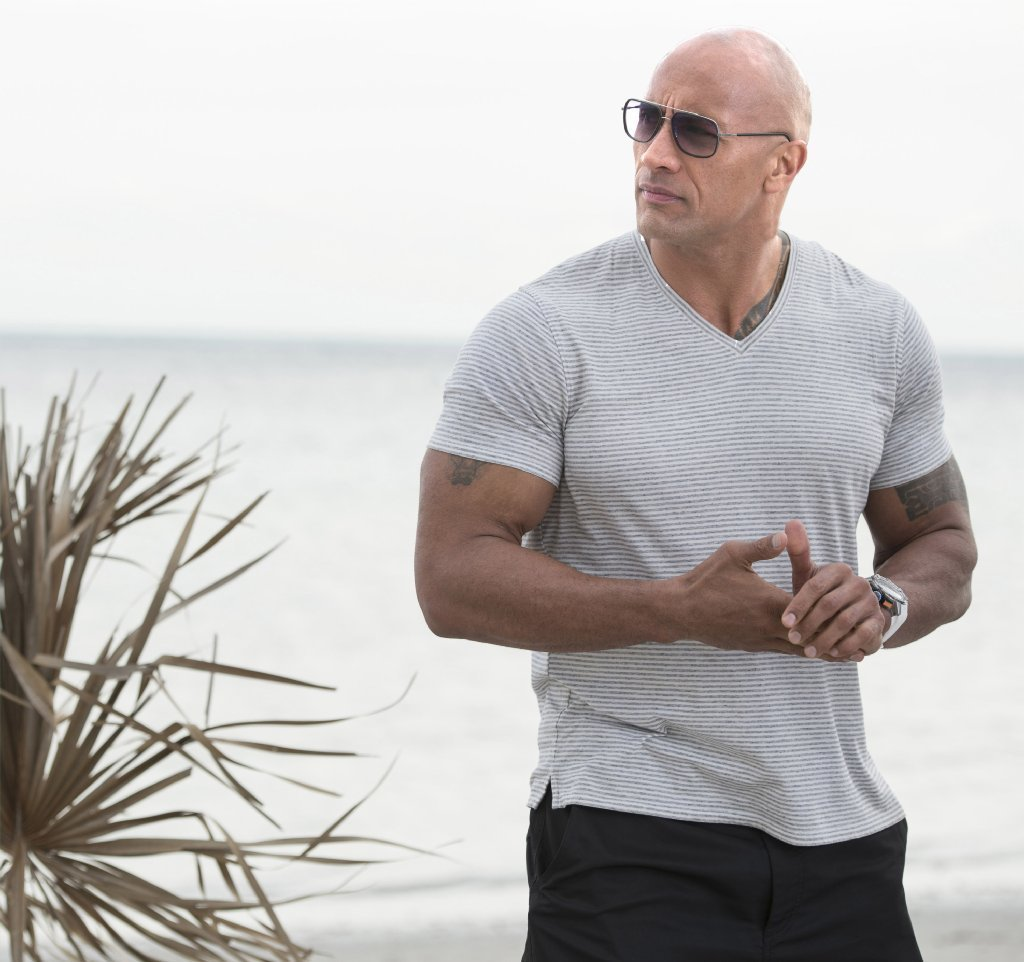 Dwayne Johnson attached to 20 movies in next few years