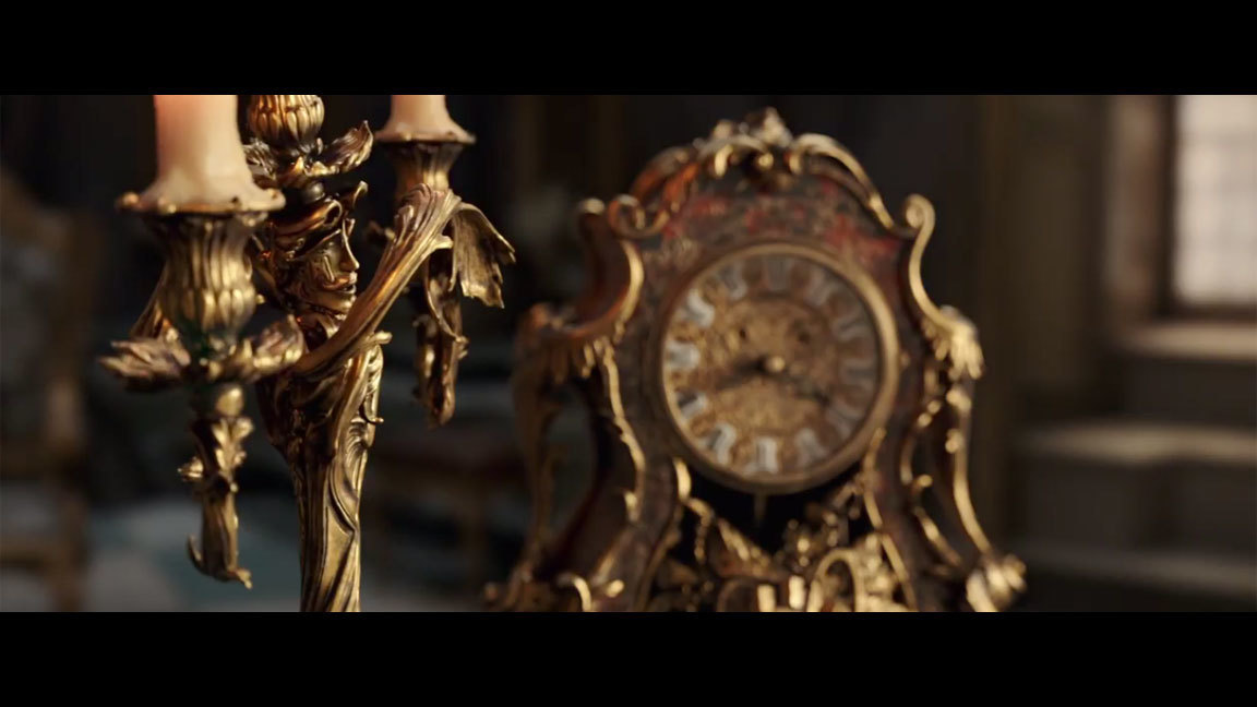 Disney Releases First Full Trailer For Live Action Beauty And The Beast