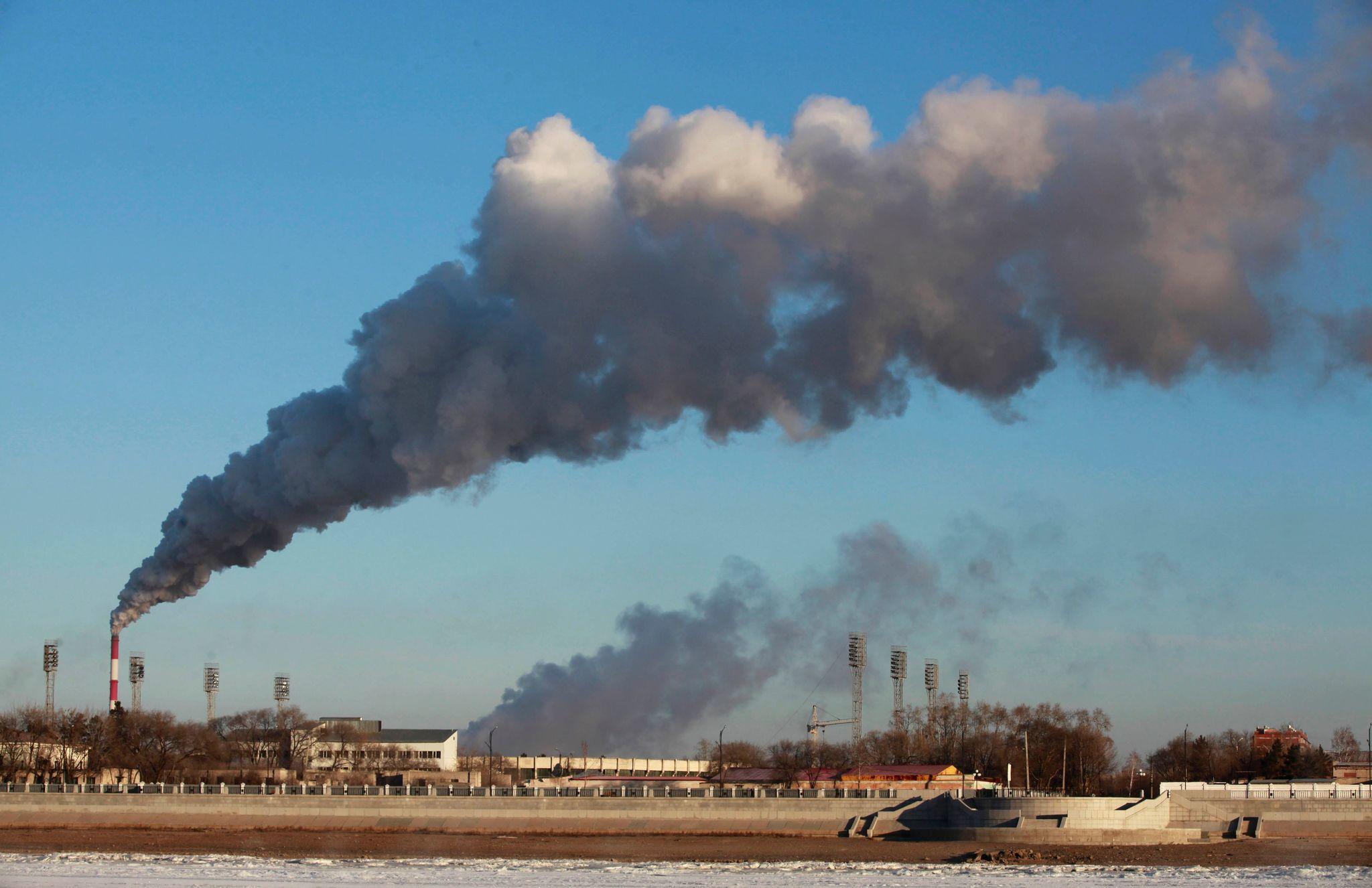 2016 set to break heat record despite slowdown in emissions - Chicago Tribune