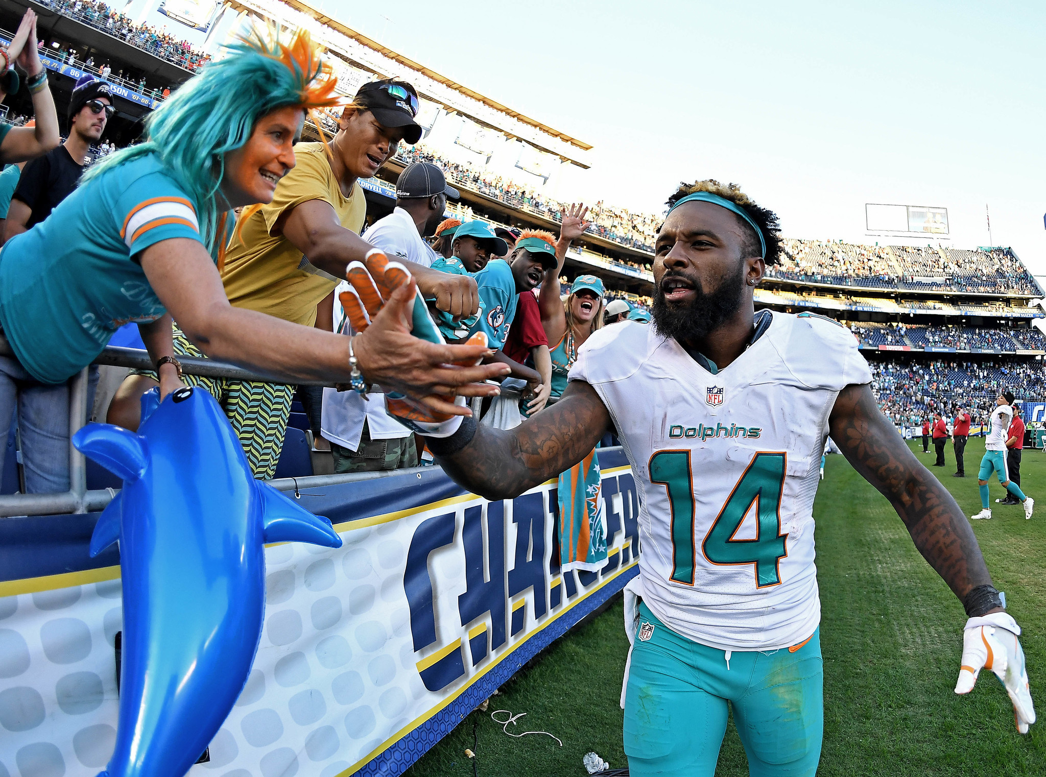 Chris Perkins Grades Dolphins Performance Against The