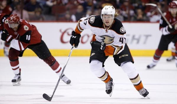 Ducks Set To Unleash Hampus Lindholm Against Oilers' Connor McDavid