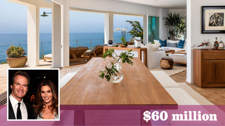 Hot Property | Cindy Crawford & Rande Gerber