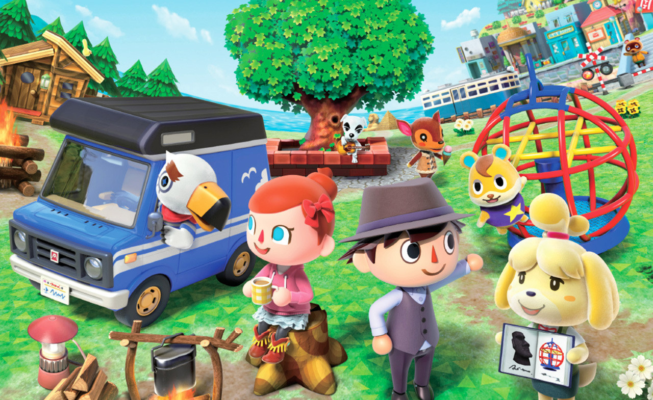 Game review 39 animal crossing new leaf welcome amiibo for Animal crossing new leaf arredamento