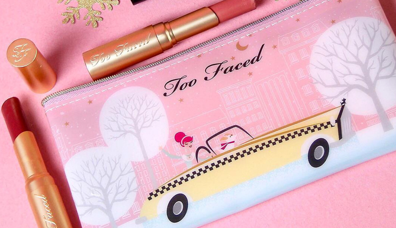 Estee Lauder to buy makeup brand Too Faced for $1.45 billion