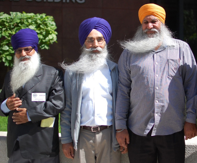 Sikh Truck Drivers Reach Accord In Religious