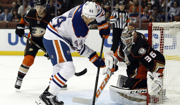 Big Effort From Ducks' Youth Pays Off In 4-1 Win Over Oilers