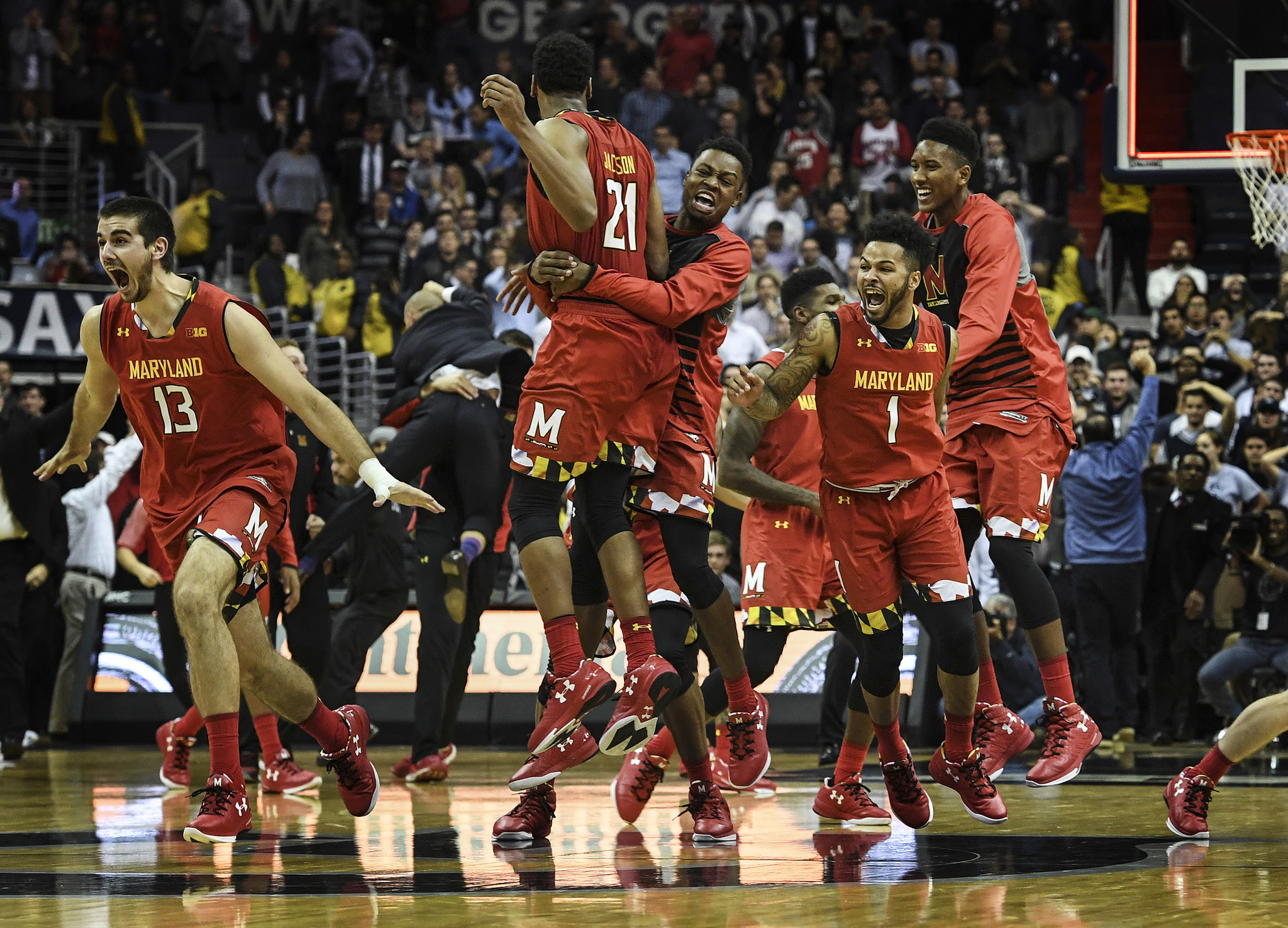 Will Maryland-Georgetown basketball series continue ...